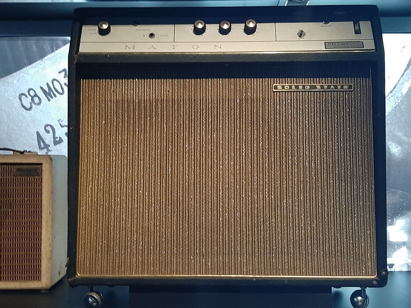 1960s Maton Opal T30 Solid State
