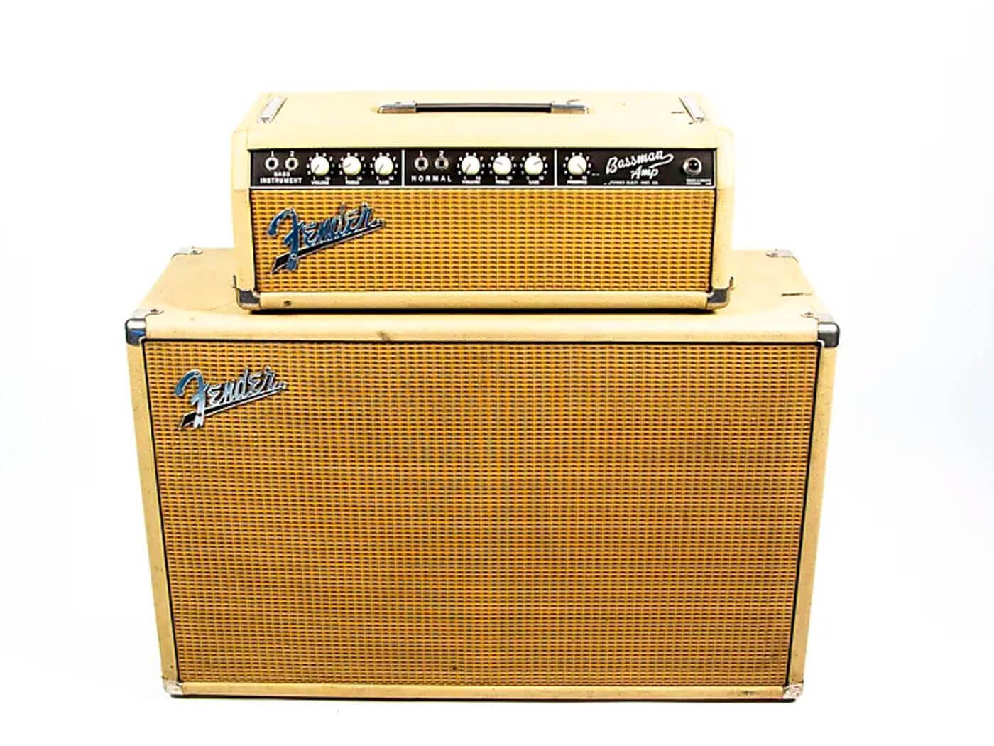 Setzer 63 Fender Bassman
