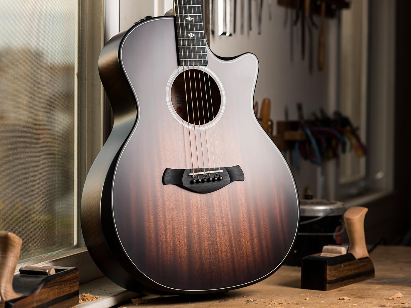 Taylor Guitar Woods