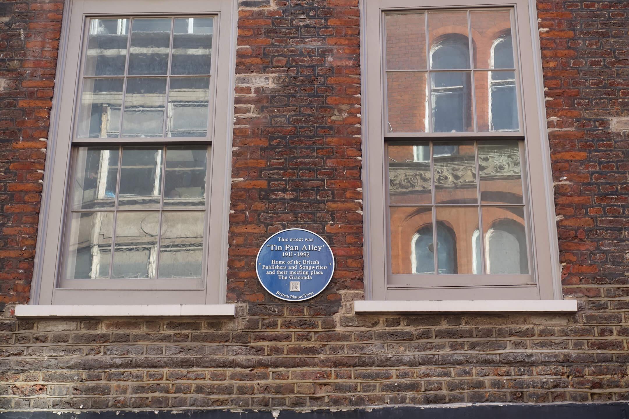 History Of Denmark Street
