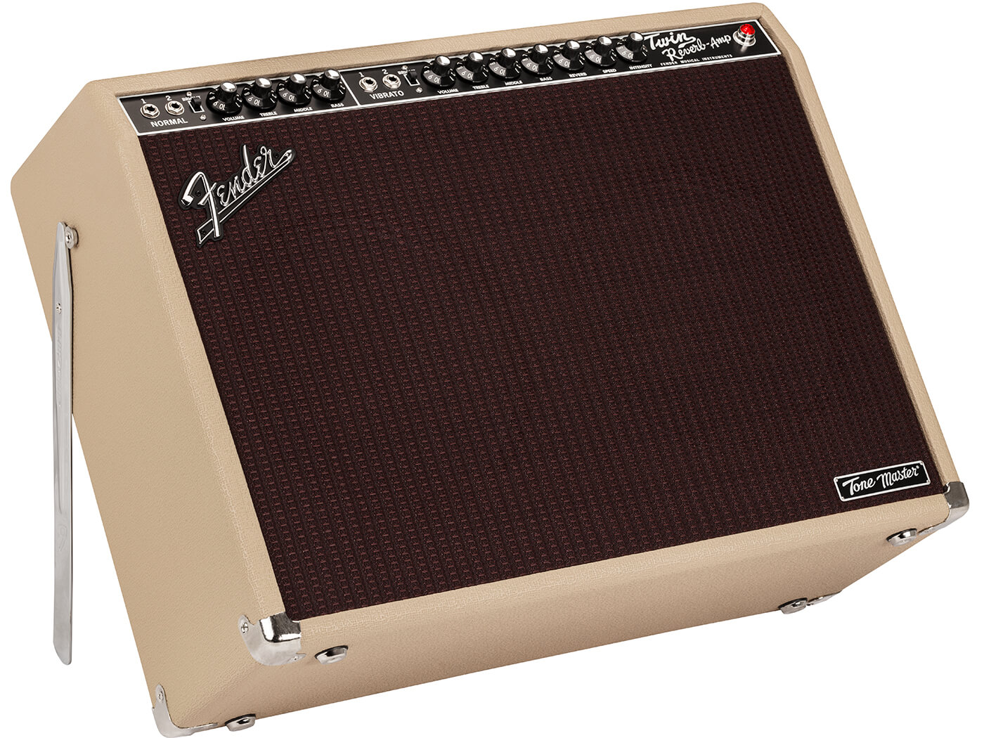Fender Tone Master Twin Reverb Blonde Amplifier