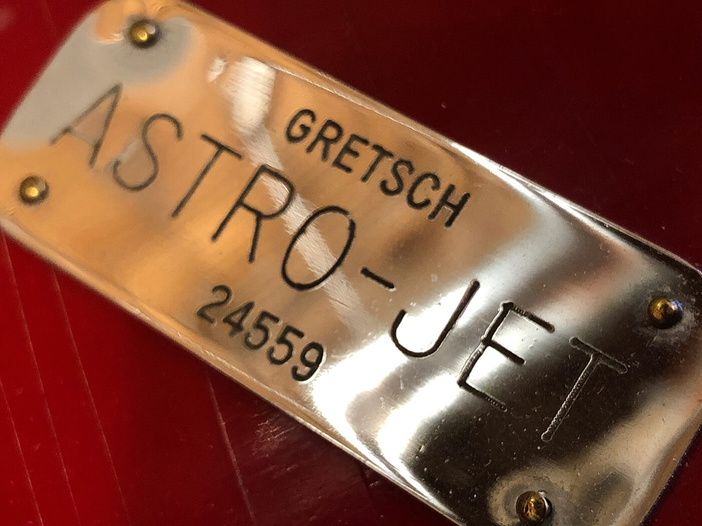 Veronica Mars Fact Check Gretsch Astro Jet