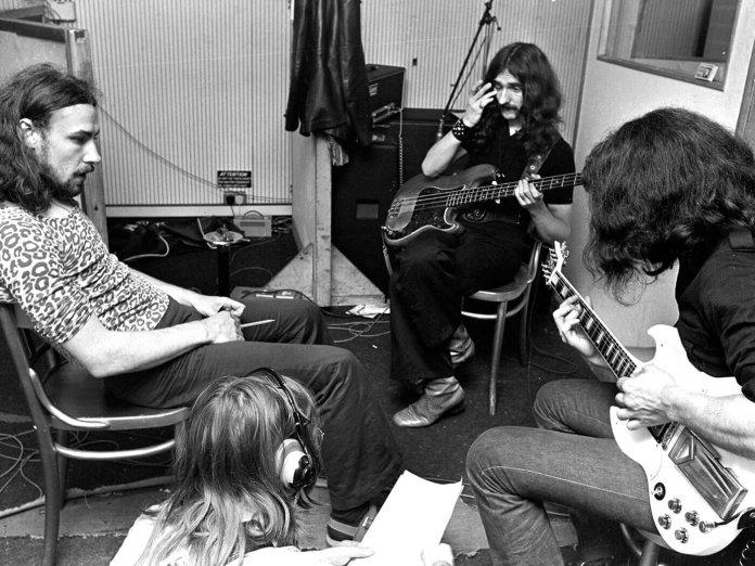 Black Sabbath in June 1970