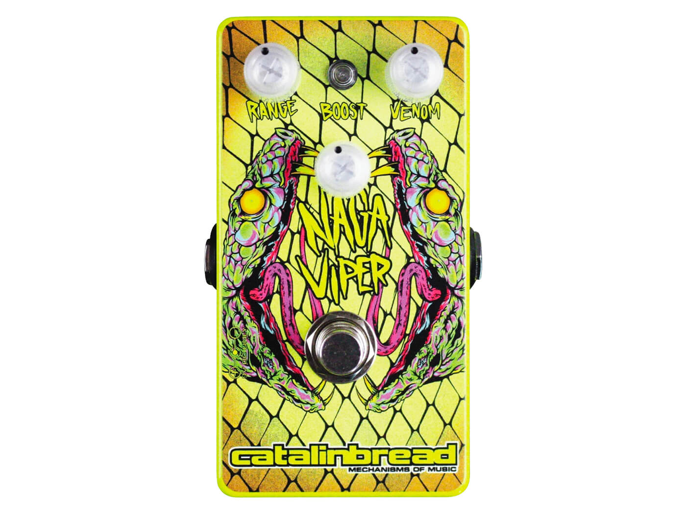 Catalinbread Naga Viper Gallery Series