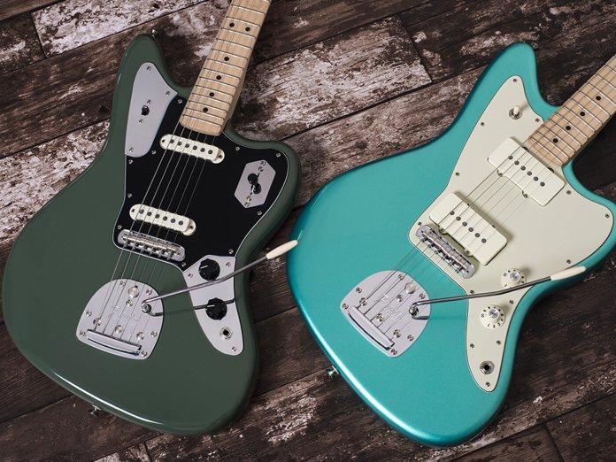 Fender American Professional Jaguar and Jazzmaster