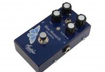 Fredric's Blue Monarch overdrive
