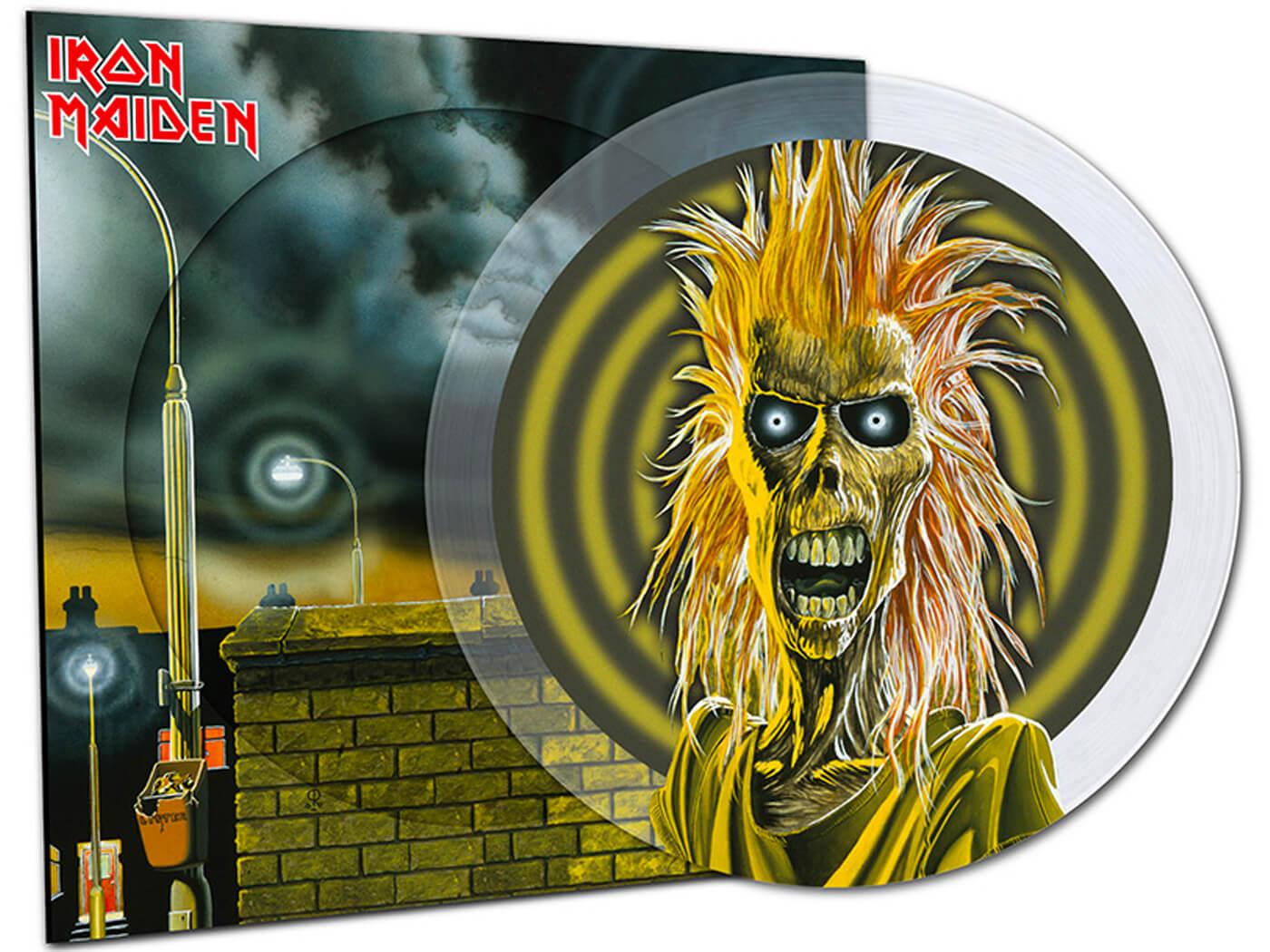 Iron Maiden 40th Anniversary Reissue