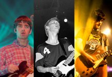Oasis, Radiohead, The Stone Roses in 1995