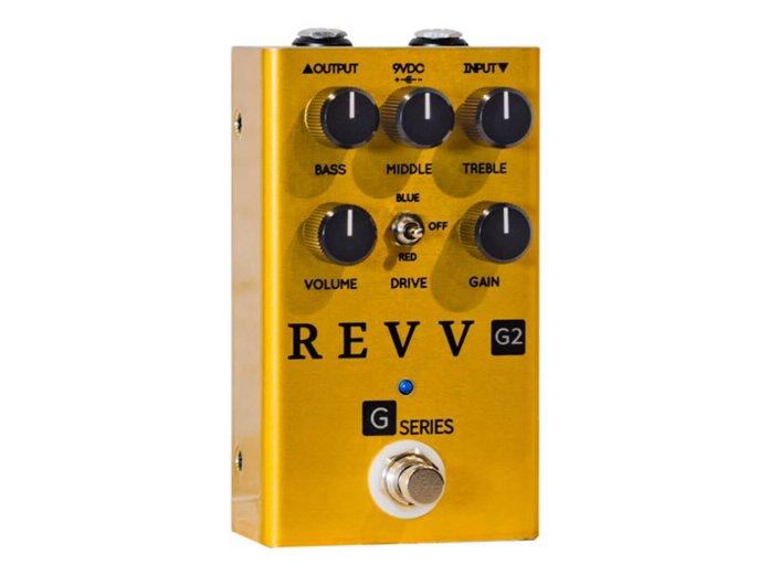 Revv's Gold G2