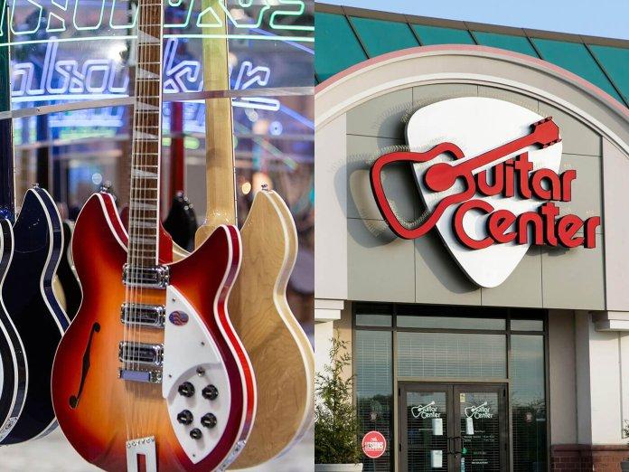 Rickenbacker / Guitar Center