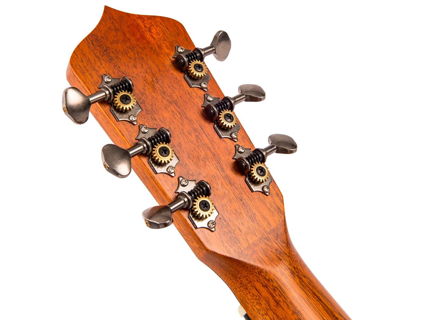 Vintage Guitars Raven headstock