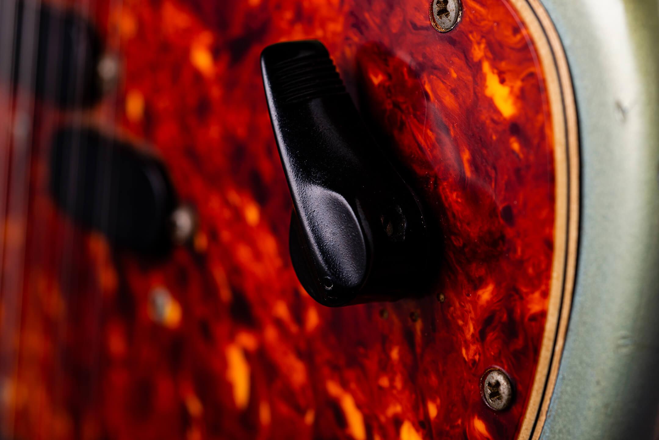 Fender Electric XII in Ice Blue Metallic Blue Flip Switch