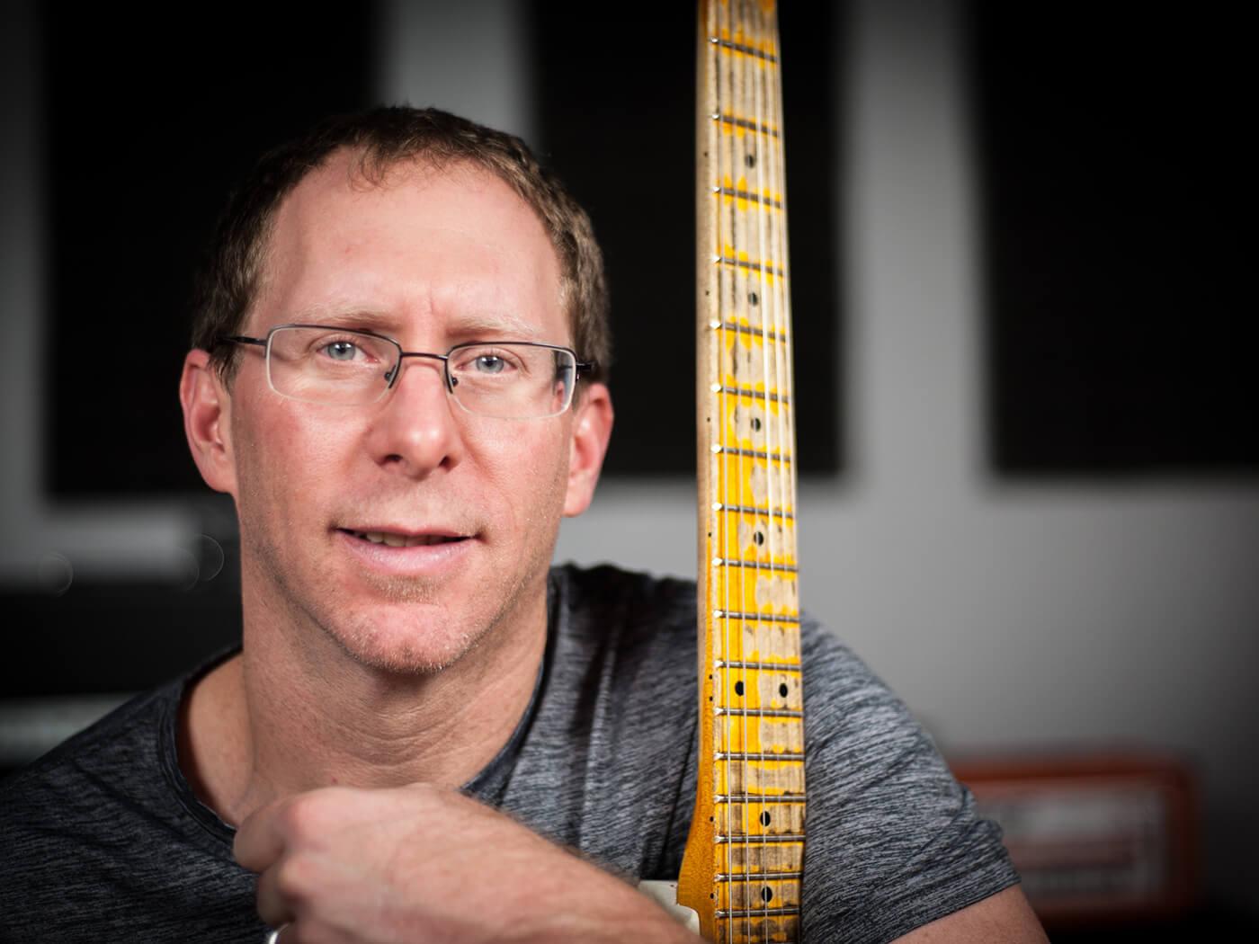 Brian Wampler of Wampler Pedals
