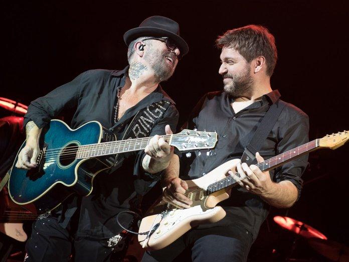 Tom Bukovac and Dave Stewart