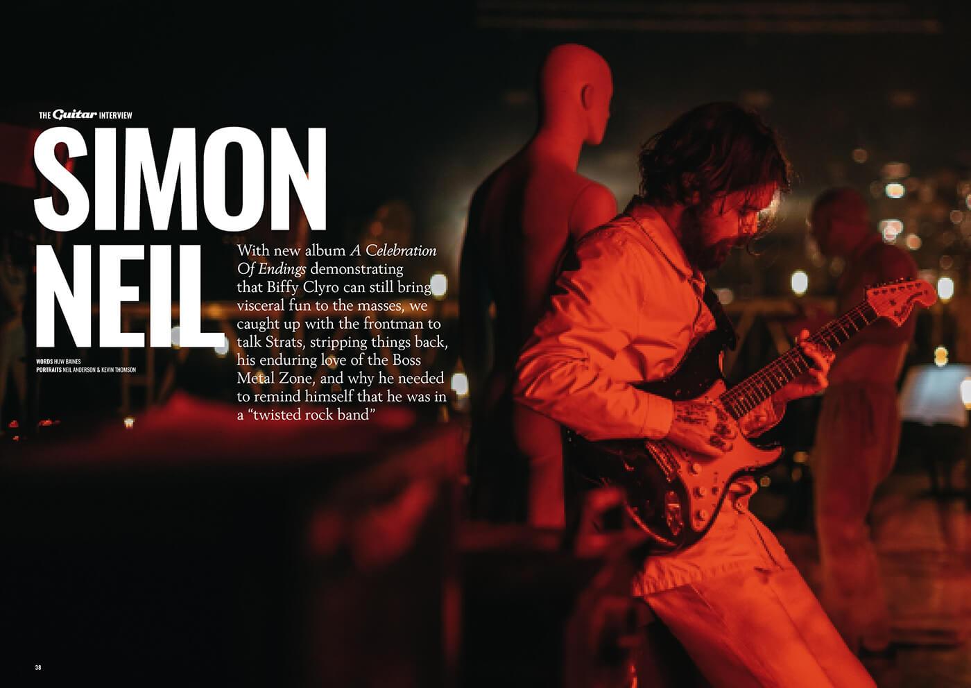 Simon Neil GM385