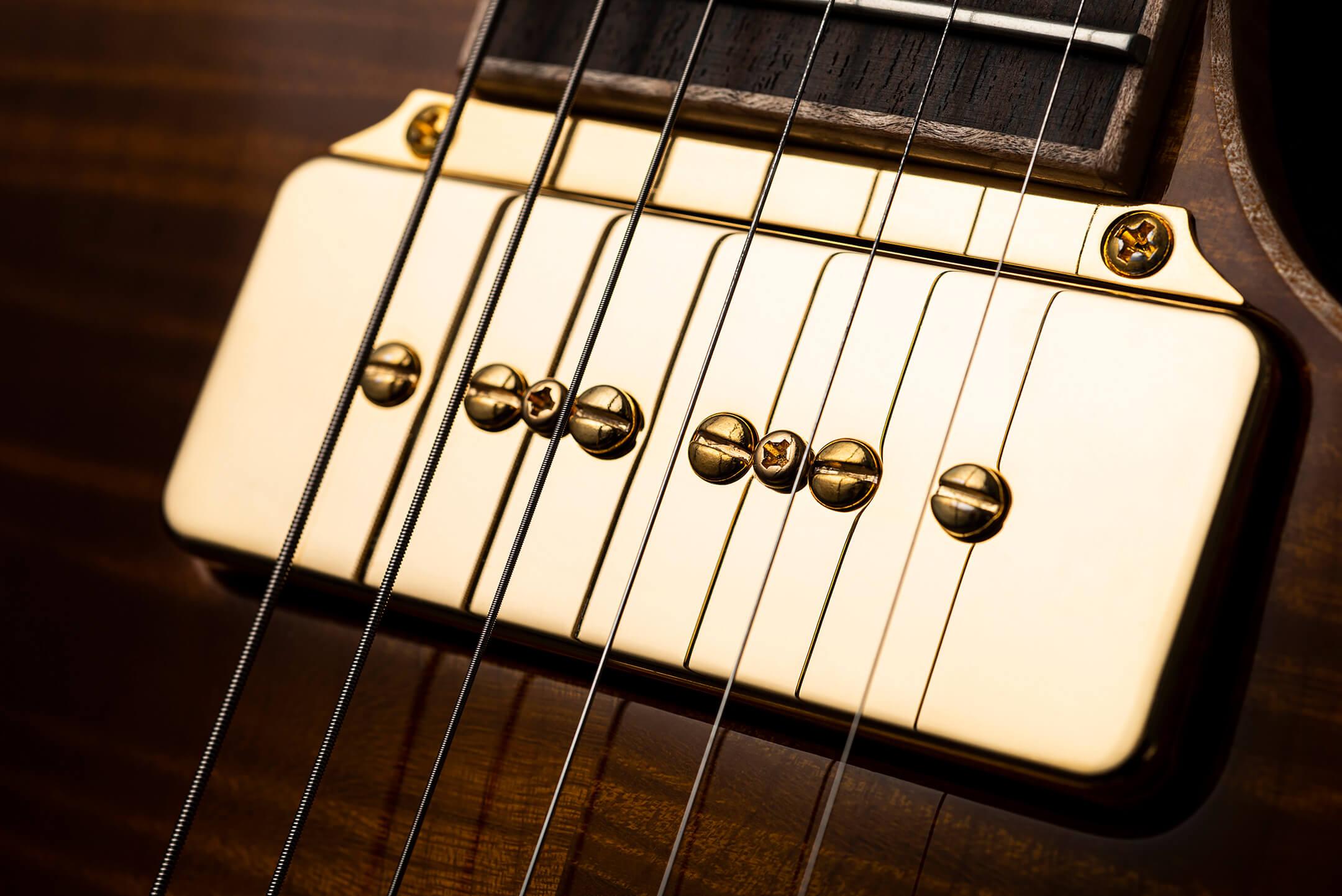 B&G Goldfinger Neck Pickup
