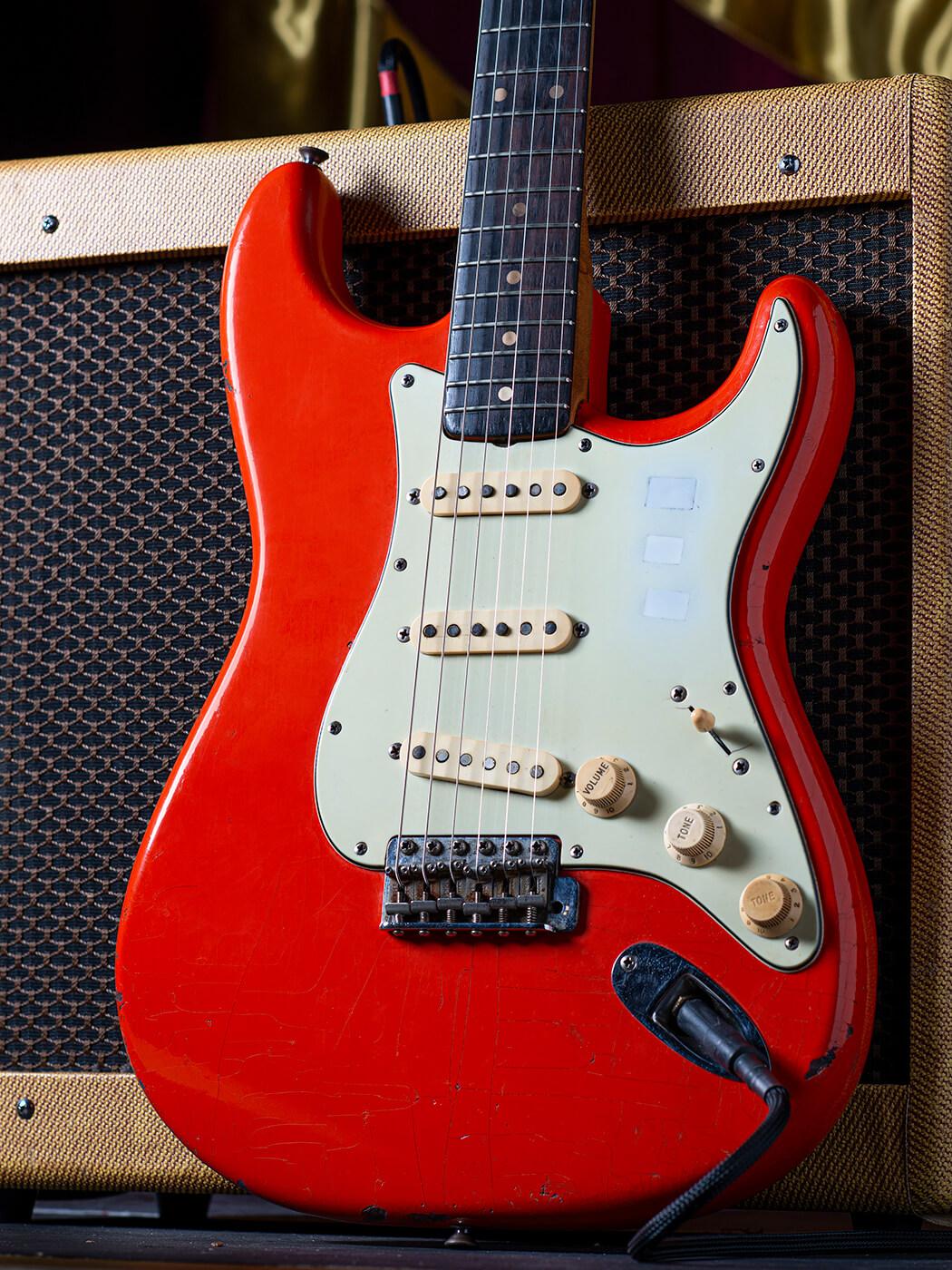 Chris Buck Stratocaster