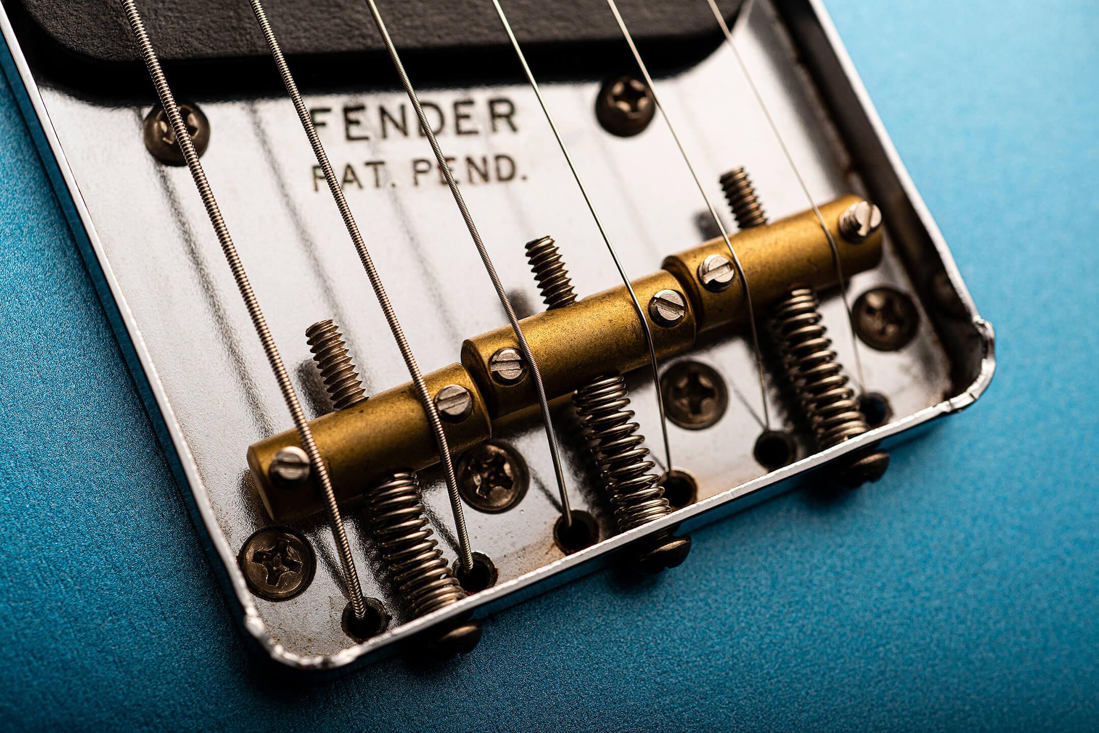 Fender Vintera Road Worn 50s Telecaster Bridge