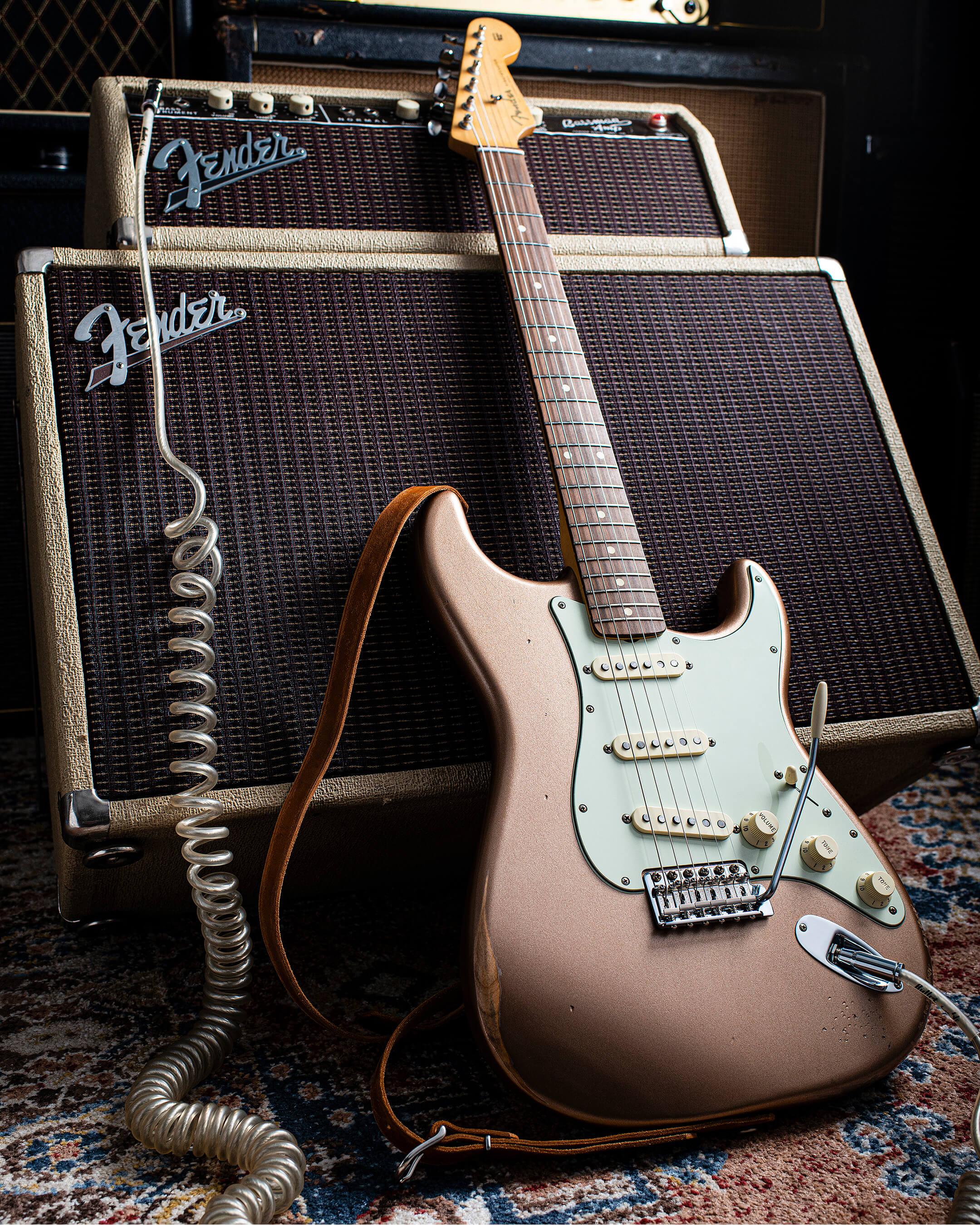 Fender Vintera Road Worn 60s Stratocaster