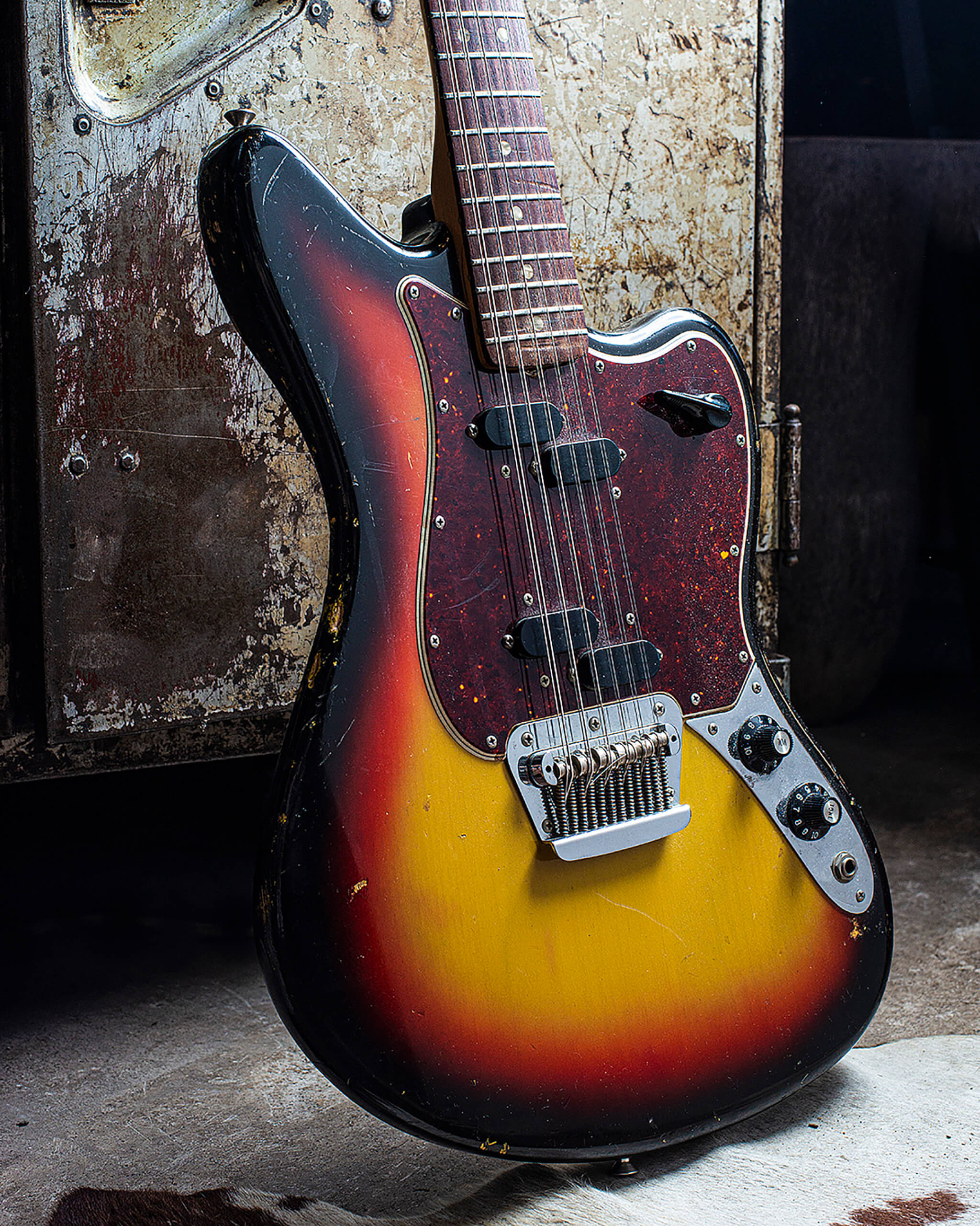 Thurston Moore's Fender Electric XIII