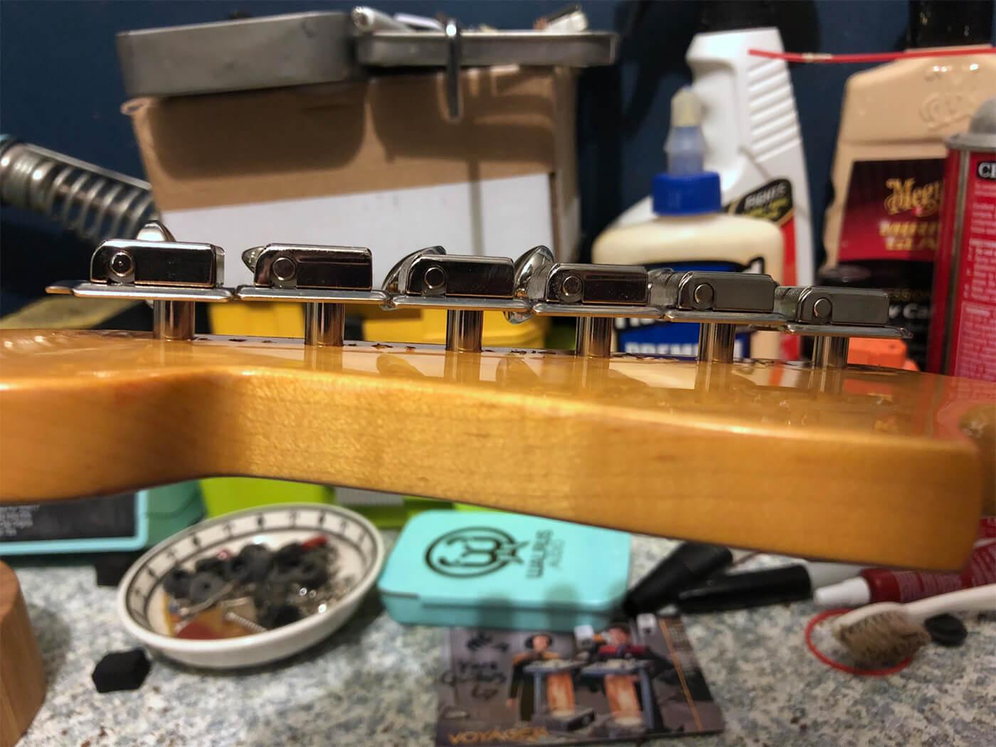 GM387 DIY2 Jazzmaster Tuner 5