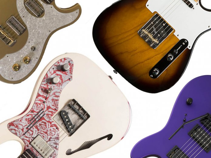 Best Electric Guitars to buy in 2020: Best T-style guitars