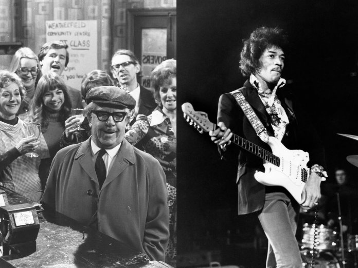 Hendrix Coronation Street