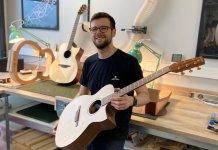 McNally Guitars - Ciaran McNally