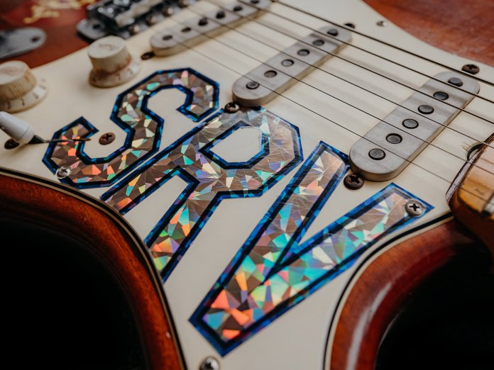 Stevie Ray Vaughan Stratocaster