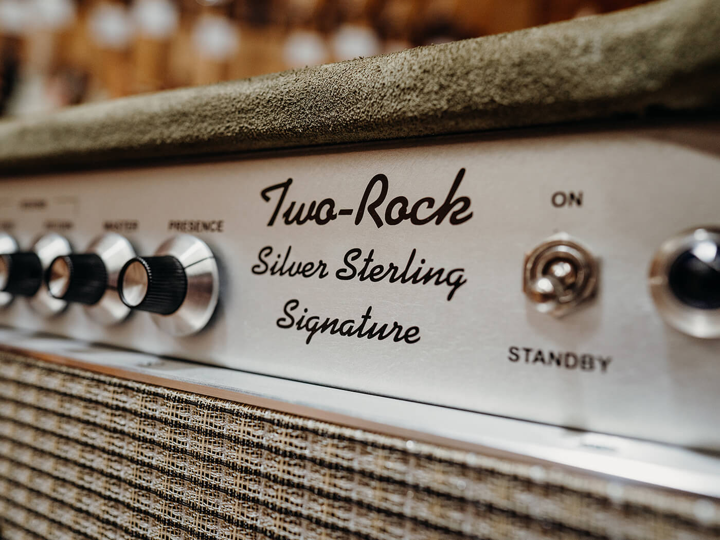 Two-Rock Silver Sterling Signature