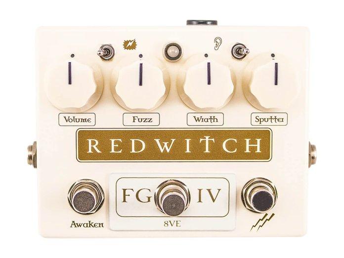 Red Witch Fuzz God IV