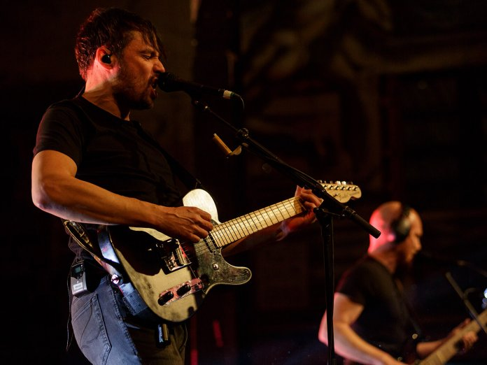 Bruce Soord of The Pineapple Thief