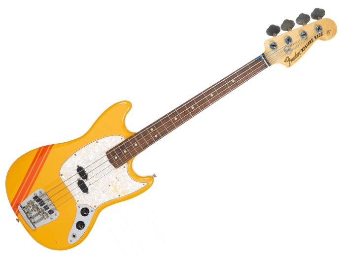 Bill Wyman Fender Mustang Bass Julien's Auctions