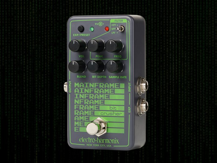 The EHX Mainframe