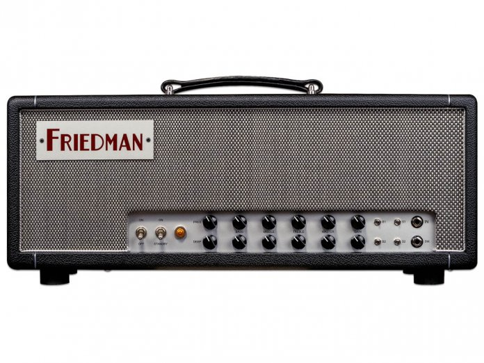 Friedman Amplification Twin Sister Head