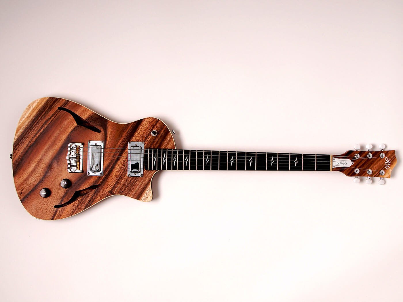 Gilmore Guitars' Bobby G