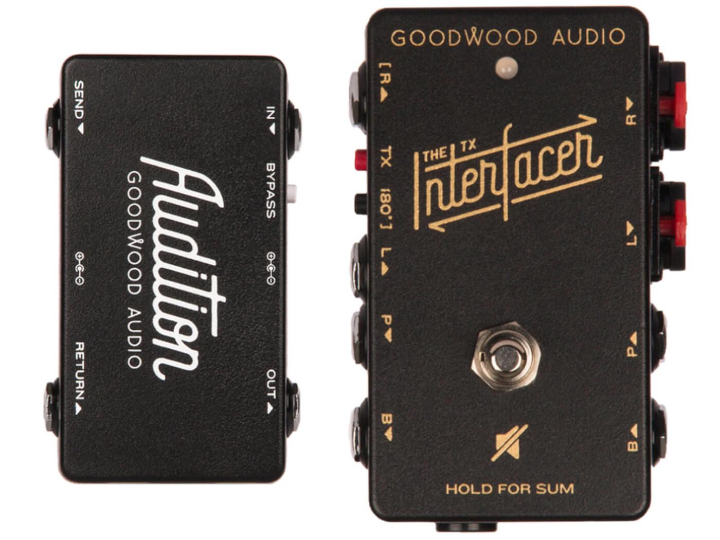 goodwood audio interfacer audition