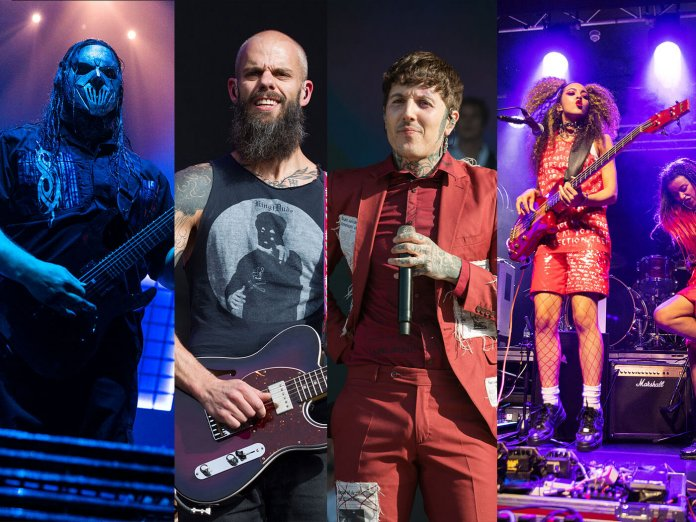 Winners of some of the Heavy Music Awards 2020
