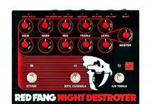 Hilbish Design Night Destroyer Pedal