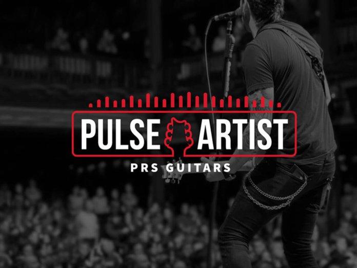 PRS' Pulse Artist program