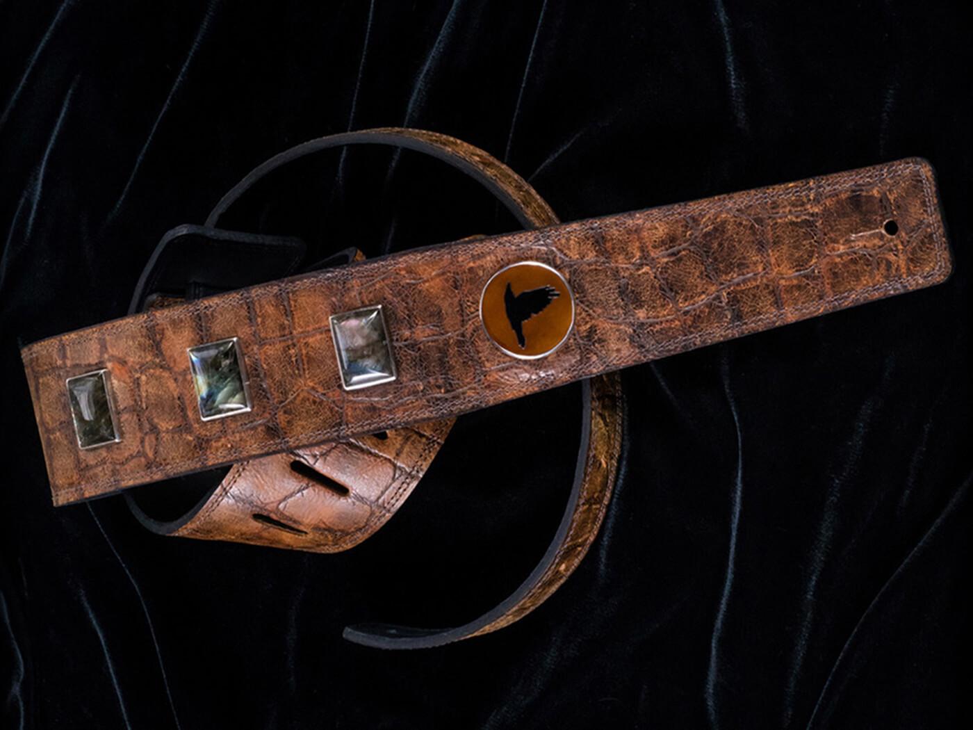 ravenworks guitar strap