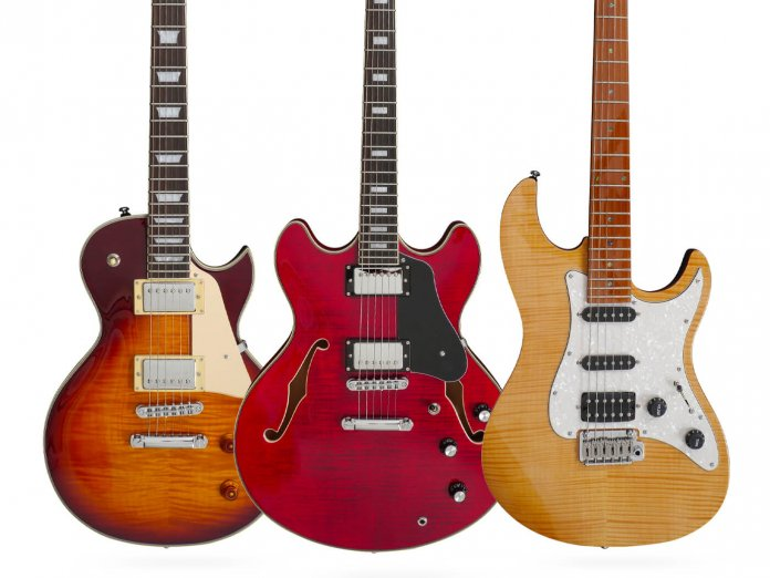Sire Larry Carlton Guitars