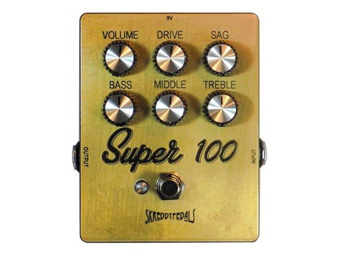 Skreddy Pedals Super 100