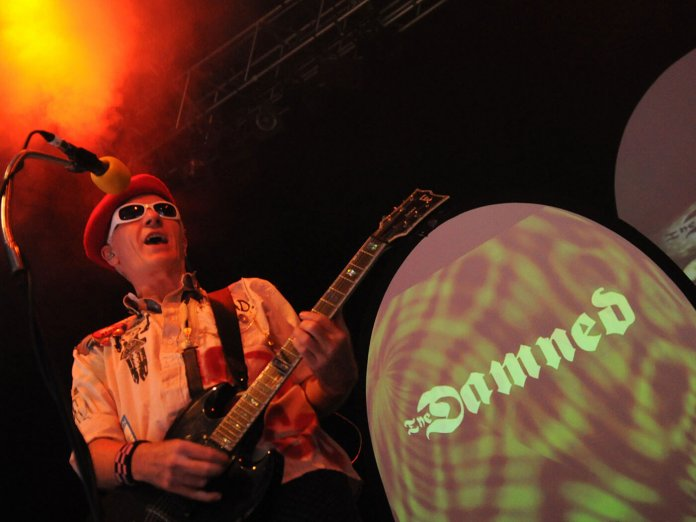 The Damned's Captain Sensible