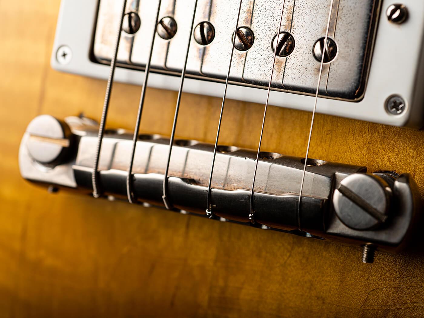 Ivison Guitars The Hurricane Bridge