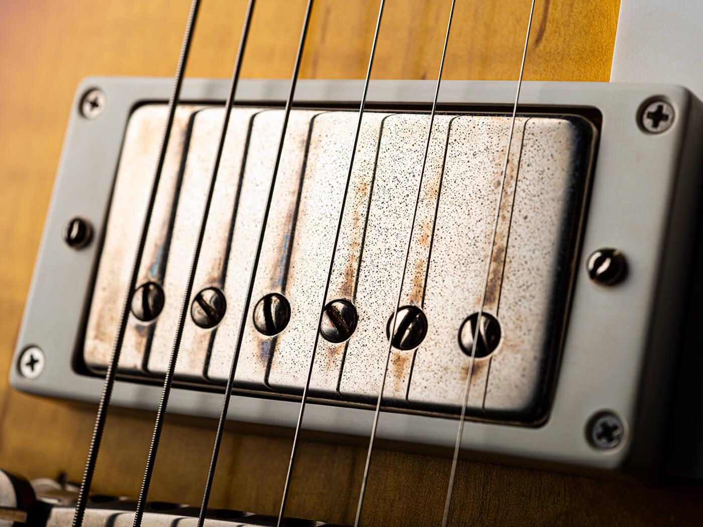 Ivison Guitars The Hurricane Bridge Pickup
