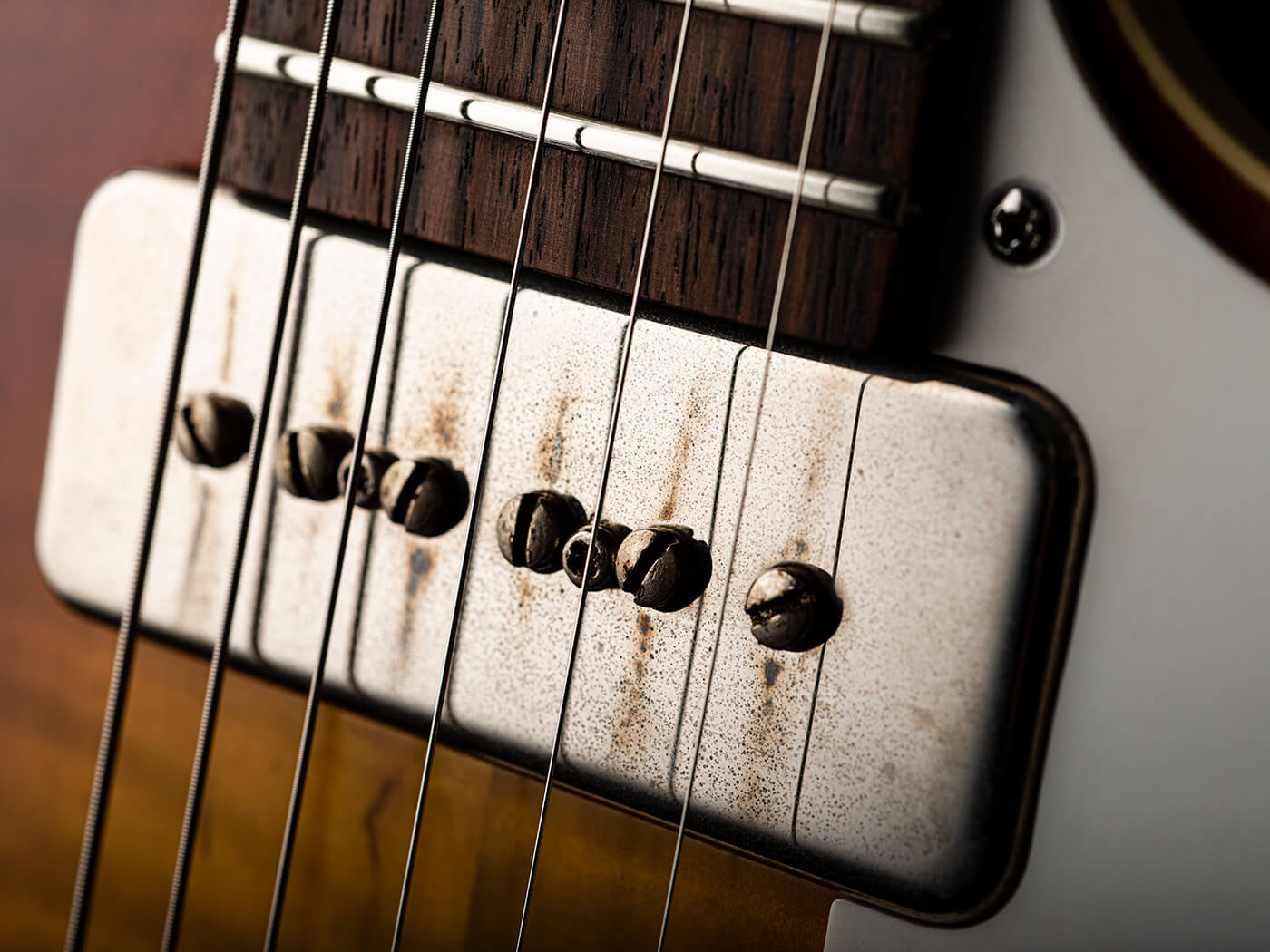 Ivison Guitars The Hurricane Neck Pickup