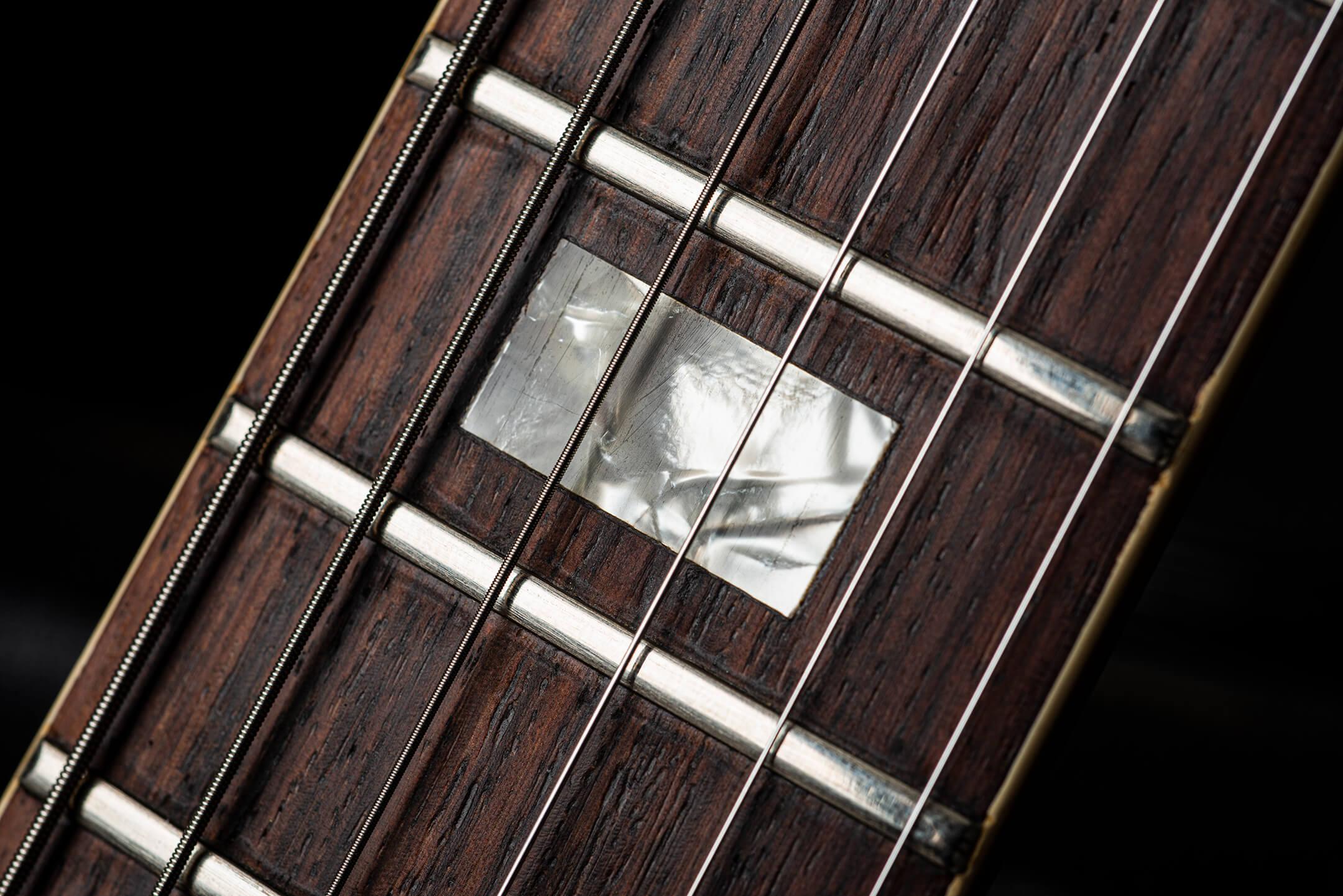 Vintage Bench Test: Gibson 1969 Es-330 'Long Neck' Fretboard