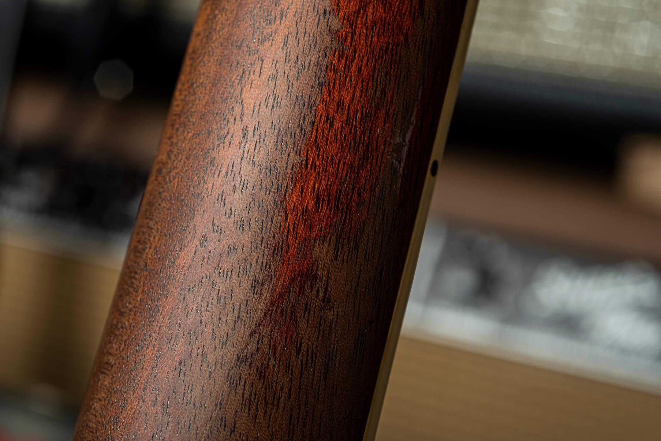 Vintage Bench Test: Gibson 1969 Es-330 'Long Neck' Neck
