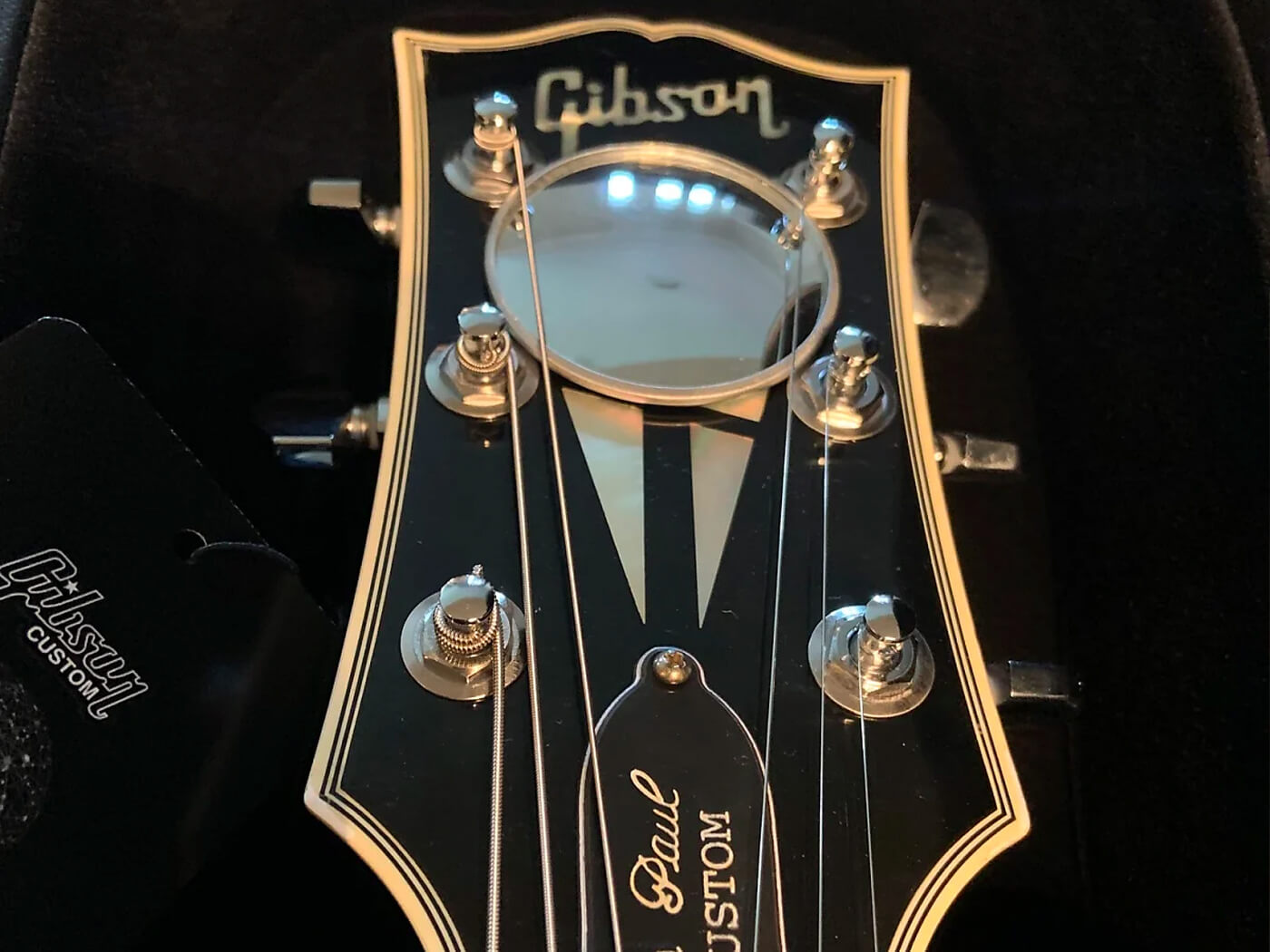 Adam Jones signature Gibson Custom Shop Les Paul via Reverb